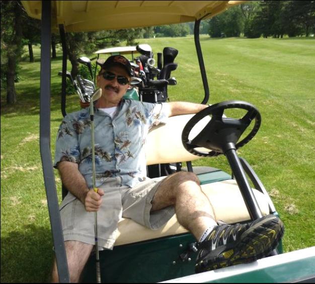 Nick D'Amico Golf