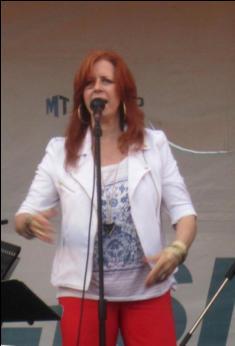 Paula Tessaro ~ Vocals