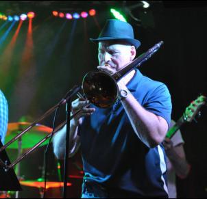 George Behr - Trombone