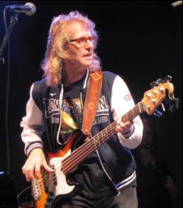 Pete Crolly Bass Guitar