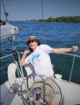 Pete Crolly Boat