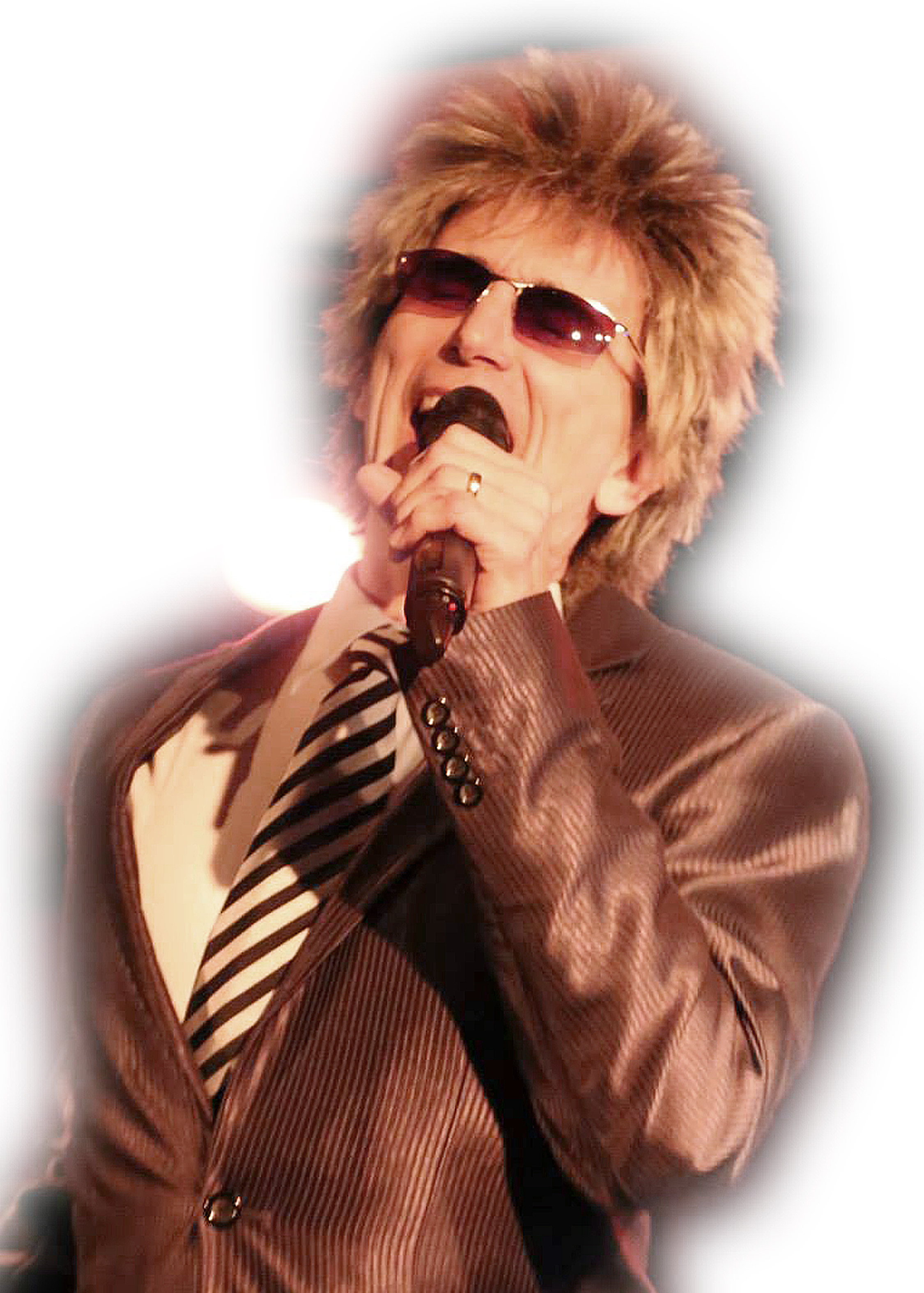 DOUG VARTY ~ ROD STEWART TRIBUTE ~ FOREVER YOUNG