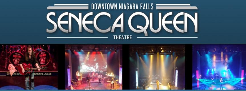 Seneca Queen Theatre, Niagara Falls ON